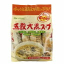 [all products point up to 16 times May 27 23:59 マデ] staple grains Oguro soup freeze dry (*5 bag of 8 g) [Sokensha]