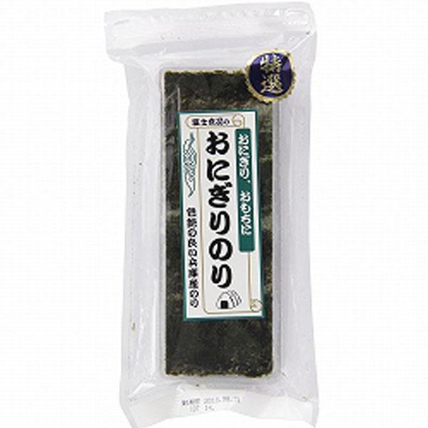 おにぎりのり(全型三つ切20枚)【富士食品】