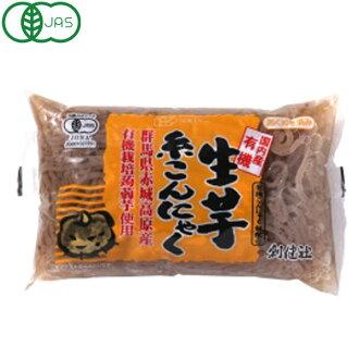 有機純樸的薯線鬼芋(250g)