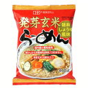 [in an entry point up to 13 times June 20 23:59 マデ] germination unpolished rice ramen (103 g) [Sokensha]