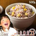 雑穀 未来雑穀21+マンナン 500g 完全 �