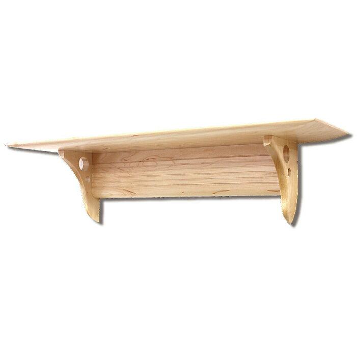 モダン神棚  洋風モダン神棚板 Kaede メイプル製 ウォールシェルフ あさイチ 神棚