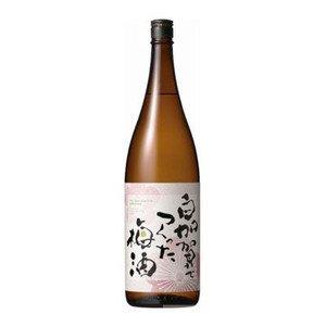 白加賀でつくった梅酒 12度 1800ml サッポロ 1.8L