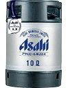 アサヒ スーパードライ ドライプレミアム豊醸 生樽 10L 生ビール (業務用) ※2本につき1個分の送料が必要となります。