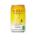 サントリーチューハイ ほろよい〈はちみつレモン〉 350ml×24本