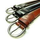 ベルト 牛革 スプリットレザー 40mm ロングサイズベルト ブラック ダークブラウン ブラウン
