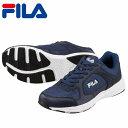 [フィラ] FILA FRU-118 メンズ | ランニングシューズ | ウォーキング ローカット | Candelo トレーニング ジム | 大きいサイズ対応 28.0cm | ネイビー