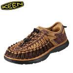 キーン KEEN サンダル 1019942 メンズ靴 靴 シューズ 2E相当 メンズ サンダル 軽量設計 UNEEK O2 大きいサイズ対応 ブラウン