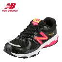 [ニューバランス] new balance KJ680BPY キッズ・ジュニア・レディース | キッズスニーカー | 運動靴 スポーツシューズ | シューレース ローカット | ブランド 人気 | ブラック×ピンク