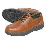 ハイドロテック ウォーキングシューズ HYDRO TECH ウォーキング 6301 メンズ靴 靴 シューズ 4E ウォーキング ジョギング レースアップ ローカット 本革 カジュアル ゆったり 防水 衝撃吸収 滑りにくい 大きいサイズ 対応 28.0cm ブラウン