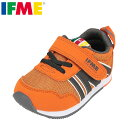 【通販価格】[イフミー] IFME 30-5702 ベビー | ベビーシューズ | 子供靴 面ファスナー | オシャレ 機能性 | ブランド 人気 | オレンジ