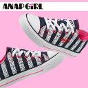 アナップガール ANAP GIRL スニーカー ANG-0069 キッズ 靴 靴...
