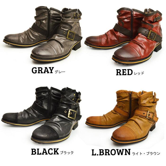 Cheap Zipper Work Boots for Men