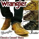 【送料無料】【レビューを書いて4,600円】 激安 メンズシューズ 【Wrangler ラングラー】カジュアルシューズ ビンテージ加工 メンズ スニーカー 人気 ジーンズブランド 靴 w83015/【あす楽対応】
