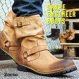 【送料無料】メンズ ブーツ 靴 メンズ ドレープブーツ エンジニアブーツ メンズブーツ エンジニアブーツ メンズ スエードブーツ ビンテージ Men's boots メンズブーツ ze517/【あす楽対応】2016 夏 ギフト