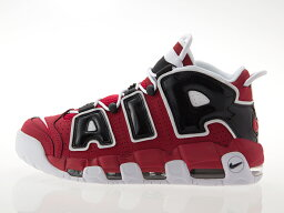 [ナイキ] NIKE AIR MORE UPTEMPO 96 エア モア アップテンポ 96 ブルズ 【ASIA HOOP】【CHICAGO BULLS】 VIRSITY RED/WHITE/BLACK #921948-600