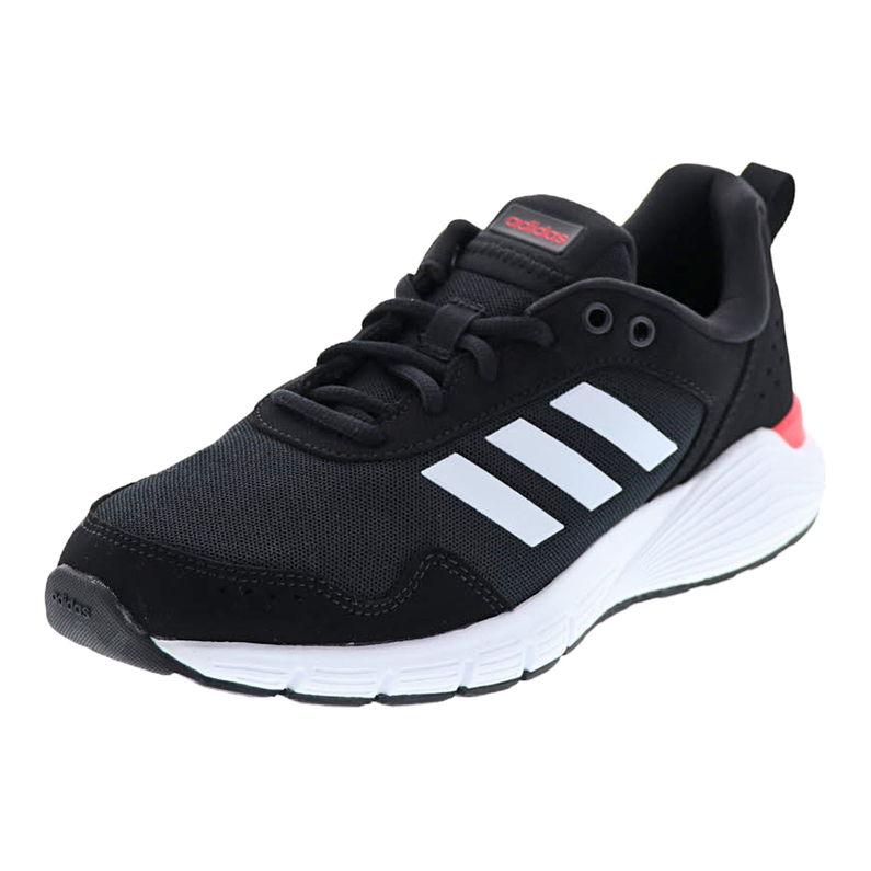 【10%OFF】adidas アディダス レディース ランニングスニーカー ジョギング FLUIDCLOUD NEUTRAL W フルイドクラウド ニュートラルW CG3858 ブラック F-CLOUD NW BL/W