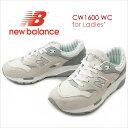 ニューバランス CW1600 WCレディース スニーカー ウィメンズnew balance CW1600 WC ホワイト 白CW1600 B
