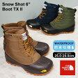 ザ ノース フェイス THE NORTH FACEスノーショット 6 ブーツ テキスタイル 2Snow Shot 6 Boot TX 2ユニセックス メンズ 防水 ブーツ アウトドアブーツ 防寒ブーツNF51564
