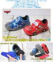 ディズニー カーズ DN C1115 レッド 赤色・ C1114 ブルー 青色 の2色展開 Disney Cars キッズ スニーカー 子供靴 サイズ 14.0cm-19.0cm【完売です】