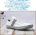 【送料無料!】スピングルムーブ SPM-168(SPM168) 67・ホワイト/ネイビー 白紺 SPINGLE MOVE レディース&メンズ用 シューズ スニーカー 靴 XS-XL