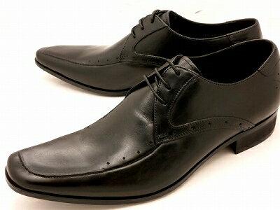 【達人アイテム】 KATHARINE HAMNETT キャサリンハムネット 靴 紳士靴 Uチップ 3927(ブラック)【ポイント10倍】