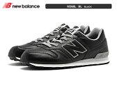 【 newbalance 】 ニューバランスM368L BL ブラック