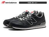 【 newbalance 】 ニューバランスM368L BB ネイビー