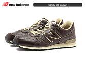 【 newbalance 】 ニューバランスM368L BC ブラウン
