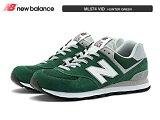 �˥塼�Х�� ML574 VID HUNTER GREEN �ϥ������ newbalance ��˥��å��� ��ǥ����� ���