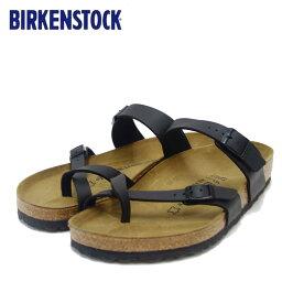 BIRKENSTOCK ビルケンシュトックMAYARI(マヤリ)ブラックGC 071791 (レギュラーフィット 幅広)ドイツ生まれの快適サンダル 「正規品」「靴」