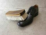 重厚な靴用ブラシ(ドイツ製)【Columbus コロンブス】ジャーマンブラシ♯1 良質な馬毛ブラシ靴 シューズ