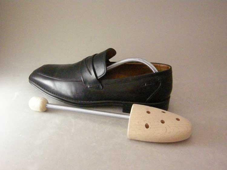 木製(ブナ材)スプリングキーパーCOLUMBUS コロンブス(ドイツ製)Wood keeper ウッドキーパー(男性用)靴 シューズ000