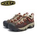 ショッピングアウトドア KEEN キーン TARGHEE WP LTD ターギー ウォータープルーフ リミテッド 1024074(レディース)カラー:Bison / Bossa Nova 防水 アウトドア スニーカー ウォーキング「靴」