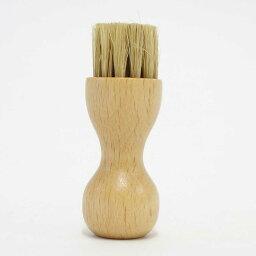 クリーム塗布用ブラシ ペネトレィトブラシ ドイツ製 ペネトレイト《天然木》豚毛ブラシ メール便可