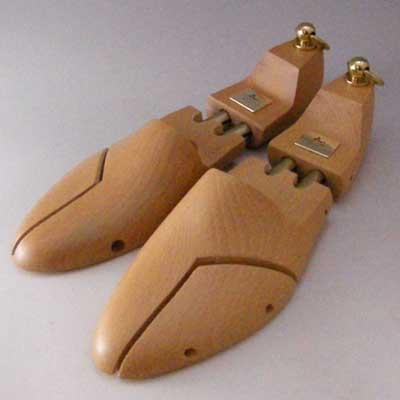 木製タイプバネ式シュートリー【コルドヌリアングレーズ】FA85S・シュートリー(フランス製)靴 ケア用品