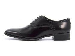 リーガル靴ストレートチップメンズビジネスシューズREGAL725RALブラック【バーゲン】