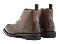 リーガル靴メンズビジネスシューズREGALUチップモカブーツ16CRブラウン【バーゲン】