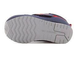 ニューバランス女の子男の子キッズベビー子供靴ベビーシューズスニーカー安定性通気性クッション性FS312NRInewbalance1007687ネイビー/レッド