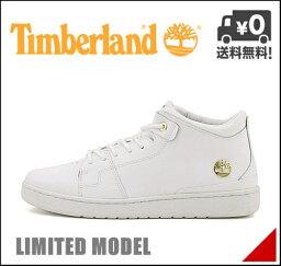 ティンバーランド メンズ ハイカット レザー スニーカー ブーツ イテザチャッカ 限定モデル カジュアル デイリー ストリート ITEZA CHUKKA Timberland A186D ホワイト