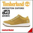 ティンバーランド メンズ ローカット スニーカー 限定モデル カジュアル デイリー アウトドア ブリッジトン オックスフォード BRIDGTON OXFORD Timberland A18HO ウィートヌバック