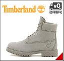 ティンバーランド メンズ ブーツ 防水 雨 雪 靴 カジュアル デイリー アウトドア アイコン 6インチ プレミアム ブーツ ICON 6inch PREMIUM BOOT Timberland A177V グレー