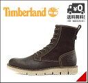 ティンバーランド ブーツ メンズ レースアップ ウェストモア ブーツ 軽量 通気性 クッション性 幅広 カジュアル デイリー ストリート WESTMORE BOOT Timberland A17XN ブラウン