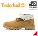 ティンバーランド ブーツ メンズ ロールトップ 2WAY クッション性 幅広 カジュアル デイリー アウトドア ストリート ROLL TOP Timberland A191D ウィートヌバック