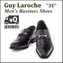 ビジネスシューズ スワールモカ ビット ロングノーズ メンズ 3E ギラロッシュ Guy Laroche GLL9053 ブラック【メンズバーゲン】