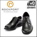 ロックポート ビジネスシューズ メンズ ROCKPORT ED APRON TOE(EDアプロントゥ) K58088 ブラック【メンズバーゲン】