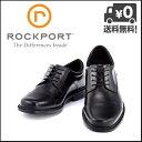 ロックポート ビジネスシューズ メンズ ROCKPORT ED CAPTOE(EDキャップトゥ) K58090 ブラック【メンズバーゲン】