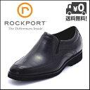 ロックポート ビジネスシューズ メンズ ROCKPORT OC SLIP ON(OCスリッポン) K58210 ブラック【メンズバーゲン】