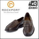 ロックポート ビジネスシューズ メンズ ROCKPORT WS PENNY(WSペニー) K60423 ダークブラウン【メンズバーゲン】