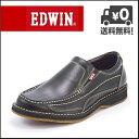 EDWIN(エドウィン) メンズ カジュアルシューズ EDM-6701 ブラック